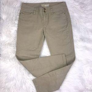 Michael Kors Tan Pants In Size 0